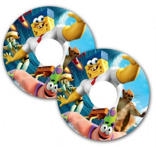 CARTOON Wheelchair Spoke Guards